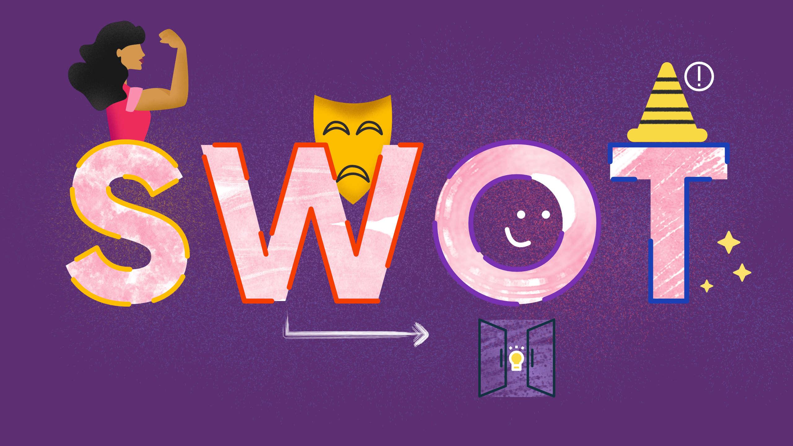 3 Tahapan Analisis SWOT untuk Bisnis Kecil